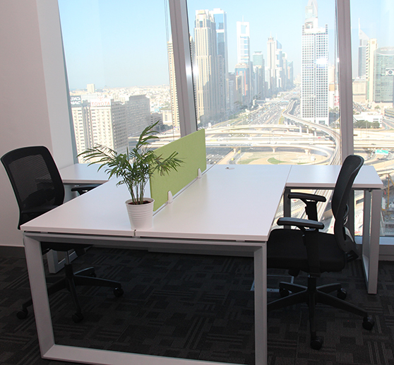 Serviced Office in Dubai