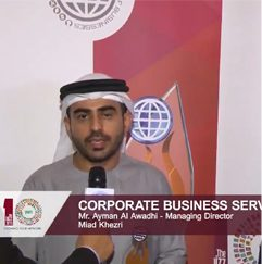 BIZZ Award 2015 CORPORATE BUSINESS SERVICES L L C